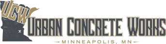 Urban Concrete Works Logo